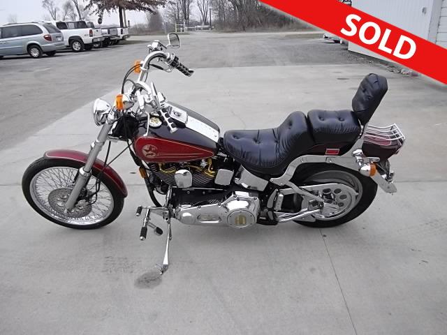 1992 Harley Davidson Softail FXST Custom