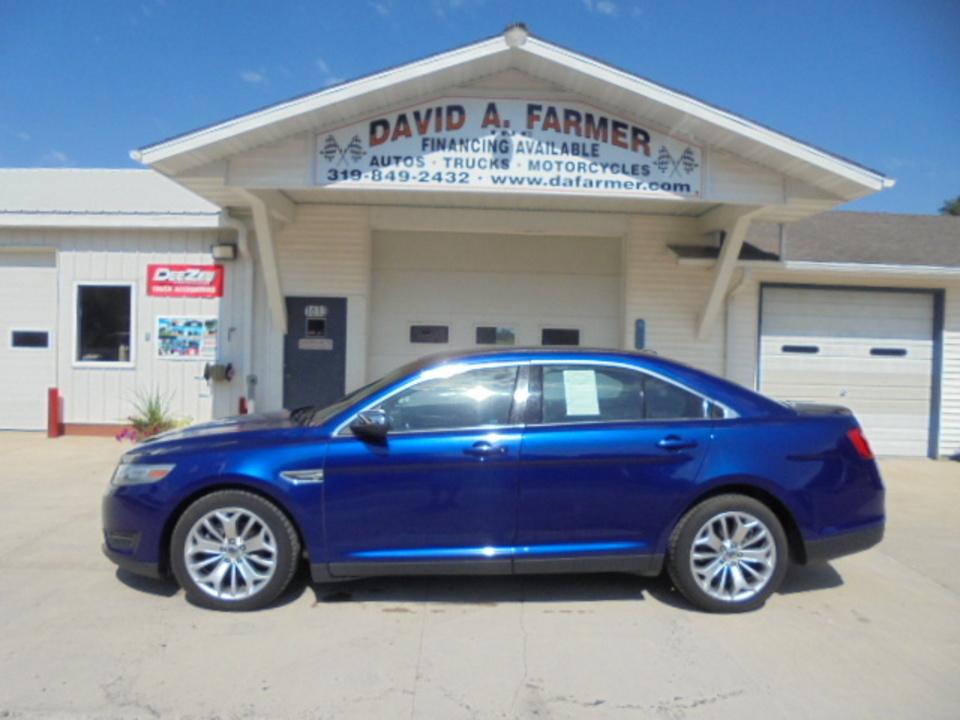 2014 Ford Taurus  - David A. Farmer, Inc.