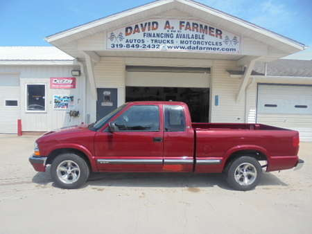 2003 Chevrolet S10 LS XCab 4X2**1 Owner/Low Miles** for Sale  - 4486  - David A. Farmer, Inc.
