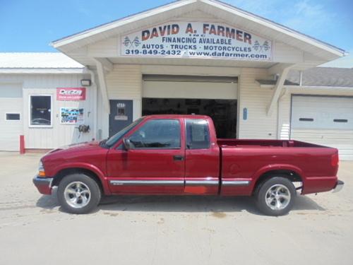 2003 Chevrolet S10  - David A. Farmer, Inc.