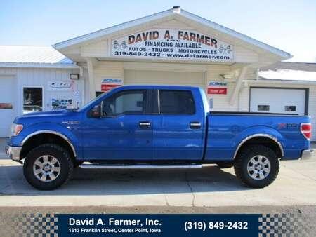 2012 Ford F-150 XLT Crew Cab 4X4 XTR**1 Owner/Remote Start** for Sale  - 4843  - David A. Farmer, Inc.