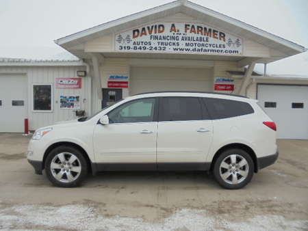 2011 Chevrolet Traverse LTZ 4 Door AWD*Heated Leather/Sunroof/Remote Start for Sale  - 4623  - David A. Farmer, Inc.
