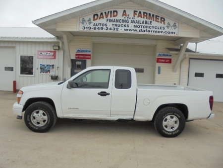 2004 Chevrolet Colorado XCab Z85 4X4 for Sale  - 4619  - David A. Farmer, Inc.