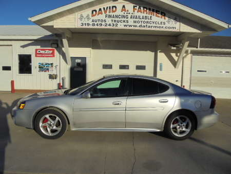 2004 Pontiac Grand Prix GTP 4 Door for Sale  - 4402  - David A. Farmer, Inc.