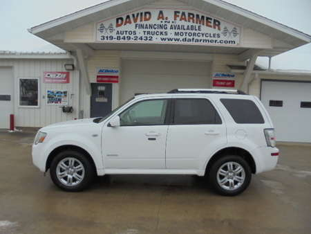 2008 Mercury Mariner Premiere 4 Door 4X4**Loaded/Low Miles** for Sale  - 4626  - David A. Farmer, Inc.
