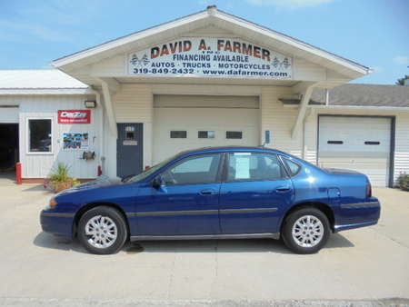 2005 Chevrolet Impala 4 Door**1 Owner/Low Miles** for Sale  - 4352  - David A. Farmer, Inc.