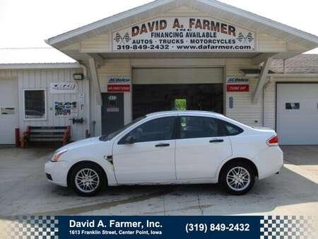 2008 Ford Focus SE 4 Door**Local Trade** for Sale  - 5004-1  - David A. Farmer, Inc.