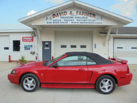 2003 Ford Mustang 2 Door Convertible**Low Miles** for Sale  - 4345  - David A. Farmer, Inc.