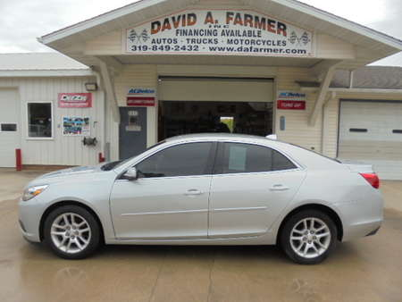 2013 Chevrolet Malibu LT 4 Door**Low Miles/Remote Start/BackUp Camera** for Sale  - 4542  - David A. Farmer, Inc.