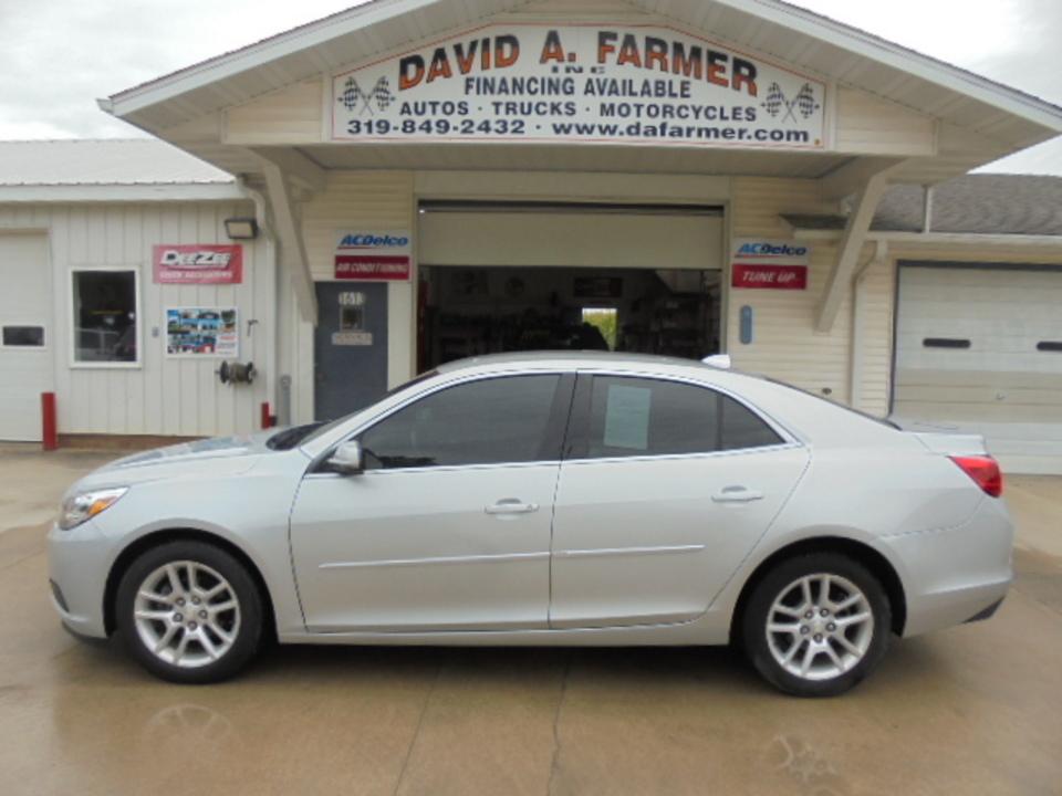 2013 Chevrolet Malibu LT 4 Door**Low Miles/Remote Start/BackUp Camera**  - 4542  - David A. Farmer, Inc.