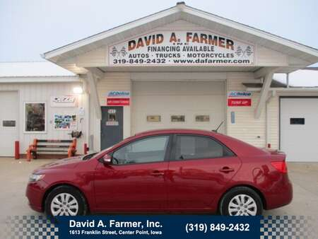 2010 Kia FORTE EX 4 Door**1 Owner/Low Miles** for Sale  - 4836  - David A. Farmer, Inc.