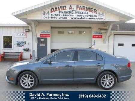 2012 Ford Fusion SEL 4 Door**Heated Leather/Sunroof** for Sale  - 4764  - David A. Farmer, Inc.