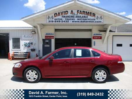 2011 Chevrolet Impala LT 4 Door for Sale  - 4952-1  - David A. Farmer, Inc.