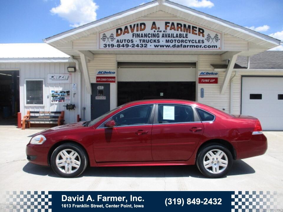 2011 Chevrolet Impala  - David A. Farmer, Inc.