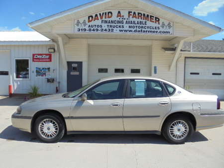 2002 Chevrolet Impala 4 Door**1 Owner/Sharp** for Sale  - 4360  - David A. Farmer, Inc.