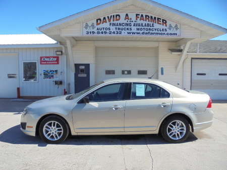 2010 Ford Fusion S 4 Door**1 Owner/Low Miles** for Sale  - 4433  - David A. Farmer, Inc.