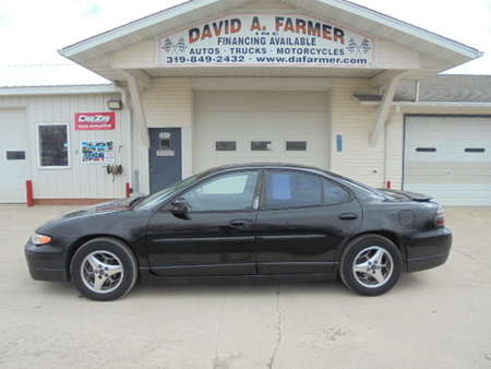 2002 Pontiac Grand Prix GT 4 Door**New Tires** for Sale  - 4409-1  - David A. Farmer, Inc.