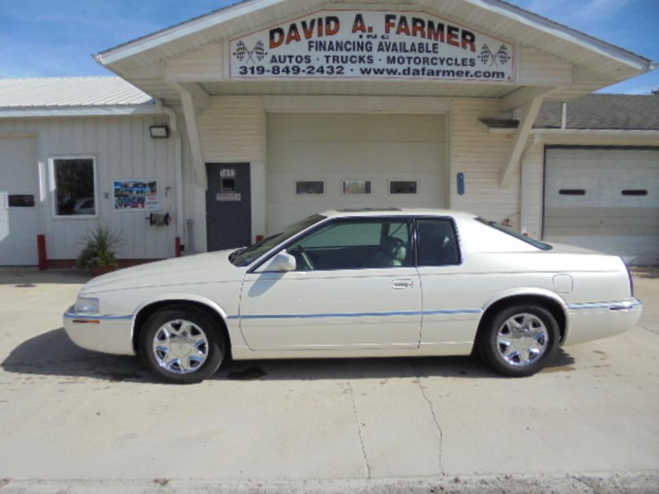 2002 Cadillac Eldorado ESC 2 Door**1 Owner/Loaded** - Stock # 4214