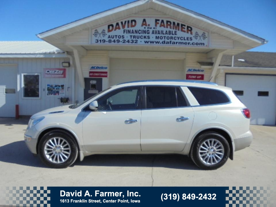 2010 Buick Enclave  - David A. Farmer, Inc.