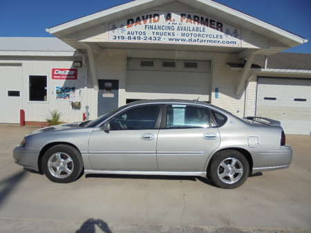 2005 Chevrolet Impala LS 4 Door**Heated Leather/Sunroof/Low Miles** for Sale  - 4359  - David A. Farmer, Inc.