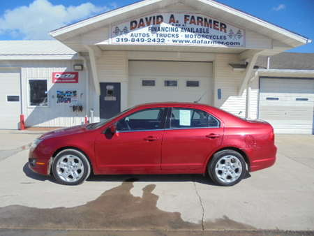 2011 Ford Fusion SE 4 Door**2 Owner/Low Miles** for Sale  - 4432  - David A. Farmer, Inc.