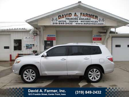 2009 Toyota Highlander Hybrid Limited 4 Door 4X4**Leather/Sunroof/Navigation** for Sale  - 4862  - David A. Farmer, Inc.
