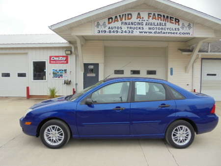 2006 Ford Focus ZX4 SE 4 Door**New Tires/Low Miles** for Sale  - 4368  - David A. Farmer, Inc.
