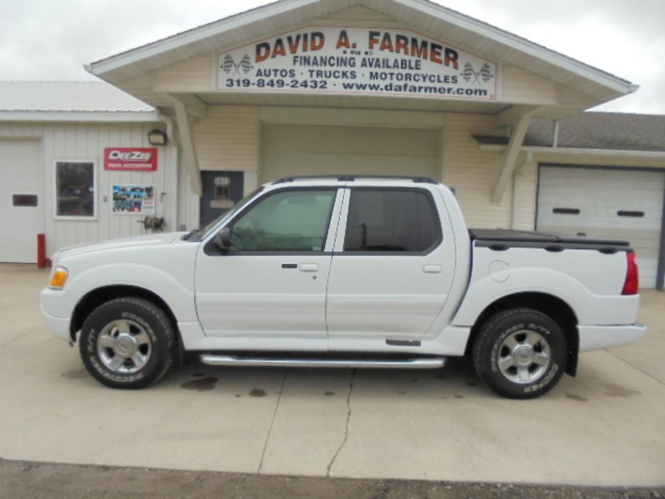 2005 Ford Explorer Sport Trac  - David A. Farmer, Inc.