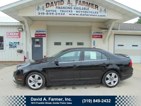 2012 Ford Fusion Sport 4 Door**Low Miles** for Sale  - 4531  - David A. Farmer, Inc.