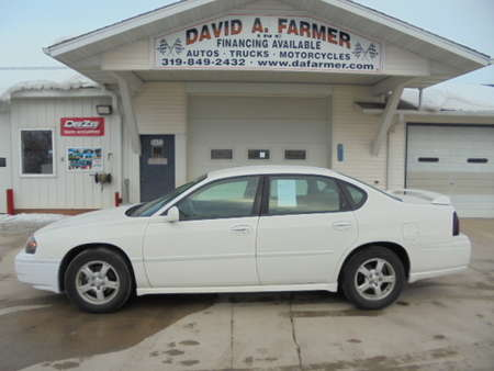 2005 Chevrolet Impala LS**Low Miles** for Sale  - 4425  - David A. Farmer, Inc.