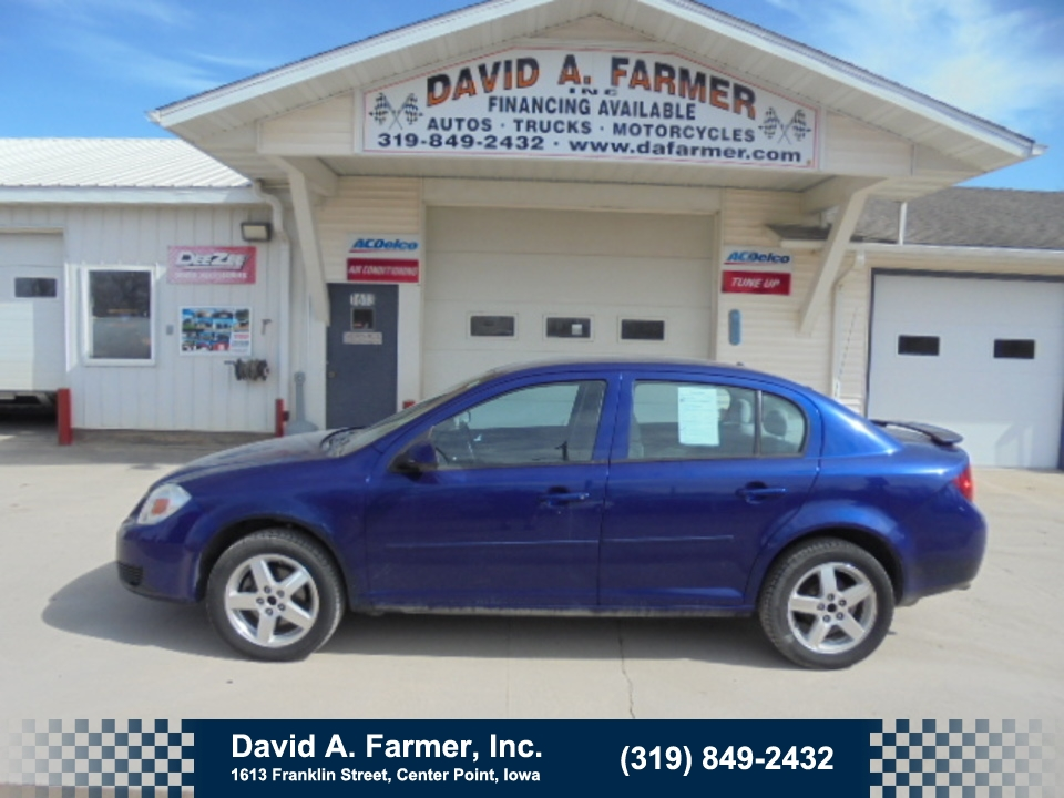 2007 Chevrolet Cobalt LT 4 Door**2 Owner/Low Miles**  - 4662  - David A. Farmer, Inc.