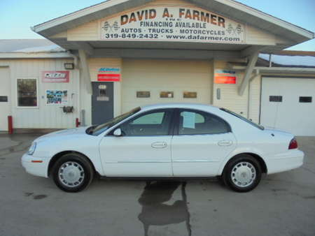 2000 Mercury Sable GS 4 Door**Low Miles/Clean** for Sale  - 4641  - David A. Farmer, Inc.