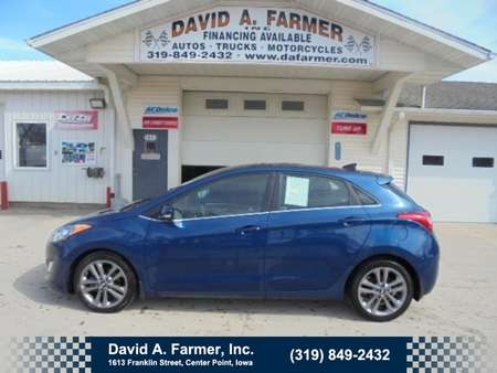 2016 Hyundai Elantra GT 4 Door Hatchback**Loaded/Low Miles** for Sale  - 4660  - David A. Farmer, Inc.