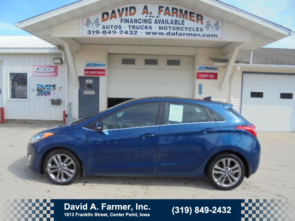 2016 Hyundai Elantra GT 4 Door Hatchback**Loaded/Low Miles**  - 4660  - David A. Farmer, Inc.