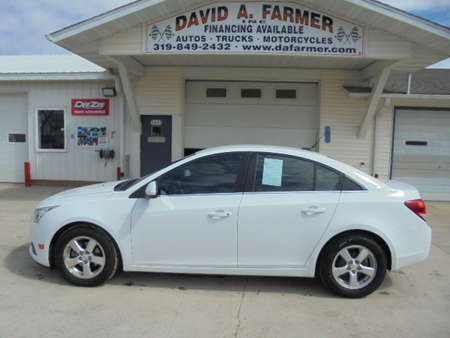 2011 Chevrolet Cruze 2LT 4 Door**Heated Leather/New Tires** for Sale  - 4417-1  - David A. Farmer, Inc.