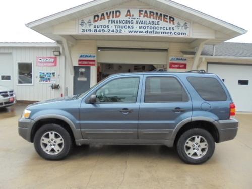 2005 Ford Escape  - David A. Farmer, Inc.