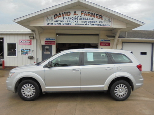 2010 Dodge Journey  - David A. Farmer, Inc.