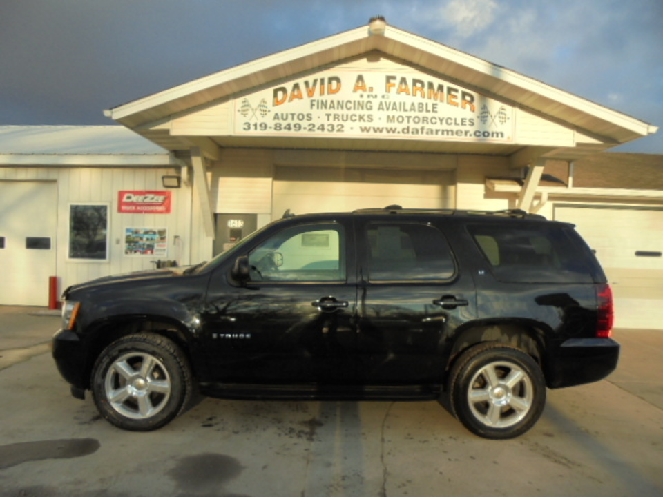 2009 Chevrolet Tahoe  - David A. Farmer, Inc.