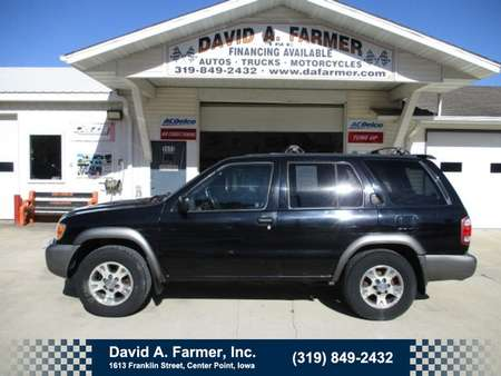 2000 Nissan Pathfinder SE 4 Door 4X4 for Sale  - 4739-1  - David A. Farmer, Inc.