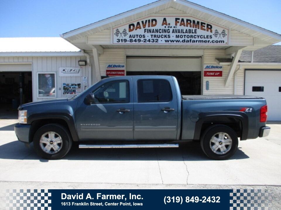 2011 Chevrolet Silverado 1500  - David A. Farmer, Inc.
