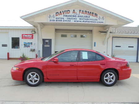 2002 Pontiac Grand Prix GT 4 Door for Sale  - 4312  - David A. Farmer, Inc.