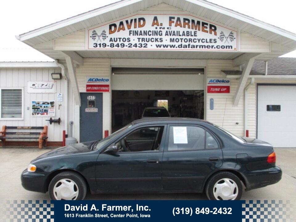 1999 Chevrolet Prizm  - David A. Farmer, Inc.