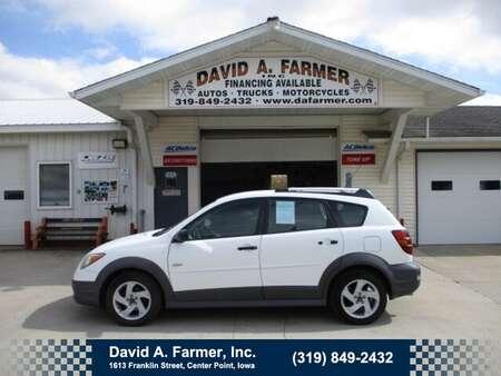2004 Pontiac Vibe Base 4 Door HatchBack **3 Owner/Low Miles/91K** for Sale  - 5080  - David A. Farmer, Inc.