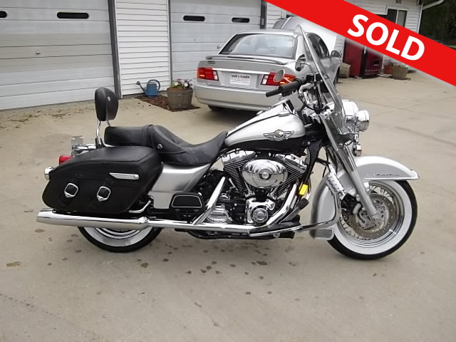 2003 Harley-Davidson Road King Clic 100th Anniversary Edition ...