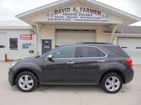 2015 Chevrolet Equinox 2LT FWD**Heated Leather/Sunroof** for Sale  - 4444  - David A. Farmer, Inc.
