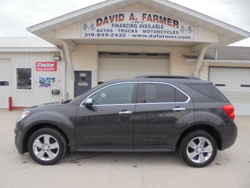 2015 Chevrolet Equinox  - David A. Farmer, Inc.