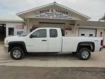 2008 Chevrolet Silverado 2500 HD LT XCab 4X4 Long Box**1 Owner/Remote Start** for Sale  - 4568  - David A. Farmer, Inc.