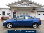 2007 Pontiac G6  - David A. Farmer, Inc.