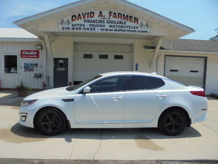 2015 Kia Optima LX 4 Door**Bluetooth/New Tires** for Sale  - 4305-1  - David A. Farmer, Inc.