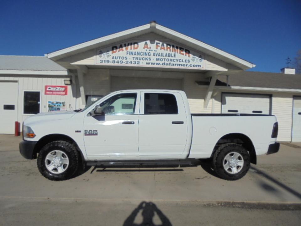 2012 Dodge Ram 2500  - David A. Farmer, Inc.
